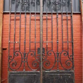 Antique fencing