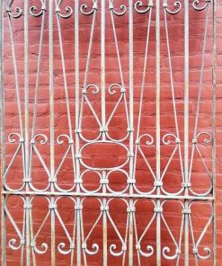 Antique ornamental fence-2