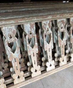 Wooden balustrade-3