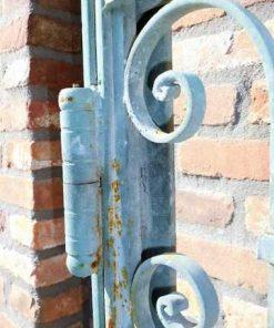 Wrought iron gate-5