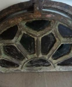 Antique cast iron skylights / stable windows-4