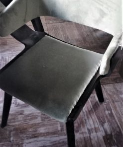 Antique dining room chairs-3