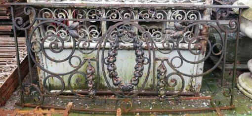 Antique fence-1