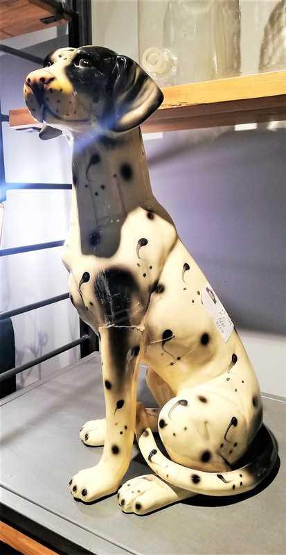 Antike Statue eines Dalmatiers-1