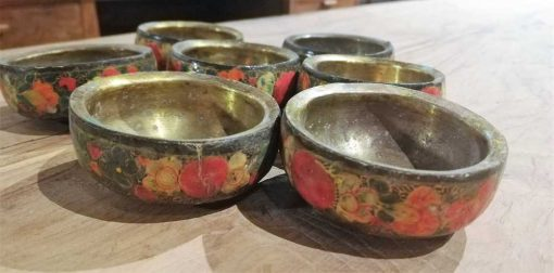Small vintage bowls / dishes-1