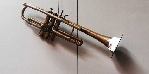 Alte Trompeten-3