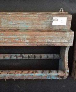 Vintage Holz-Küchenregale-4
