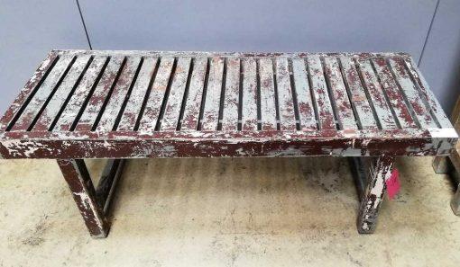 Vintage-Holzbank/Tisch-2