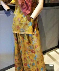 Vintage weibliche Puppe-3