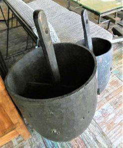 Oude houten potten-2