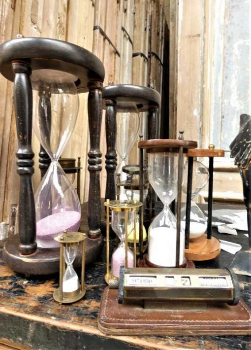 Antique hourglasses-2