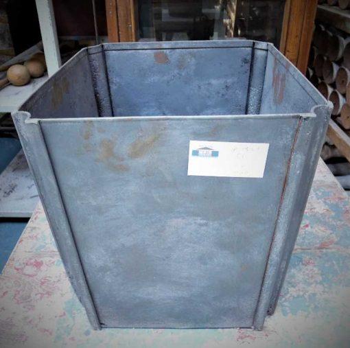 Vintage zinc bucket-1