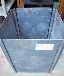 Vintage zinc bucket-2