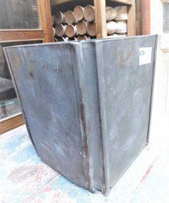 Vintage zinc bucket-3