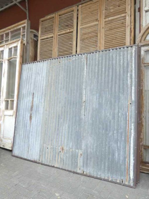 Vintage corrugated panels-4