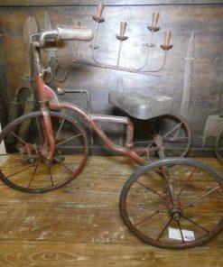 Old iron bicycles-2