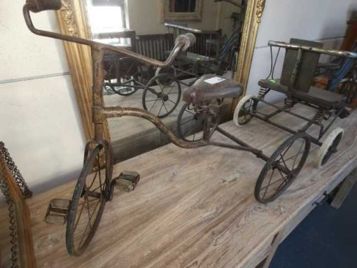 Old iron bicycles-3