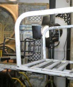 Vintage iron merry-go-round-3
