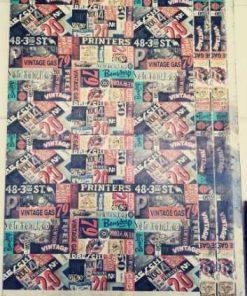 Vintage advertising posters-1