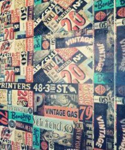 Vintage advertising posters-3