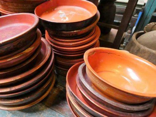 Vintage houten bordjes-2