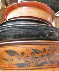Vintage houten bordjes-4