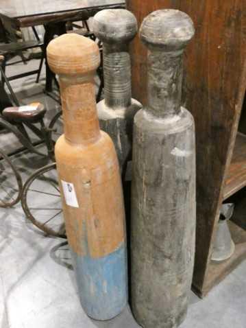 Vintage Holzschläger-3