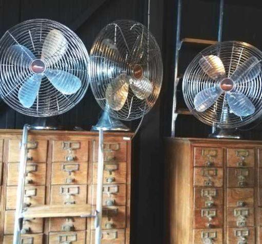 Vintage tafel ventilator-1