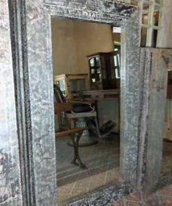 Industrial mirrors with metal frame-2