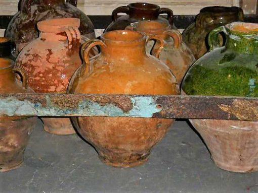 Antique jars / pots-3