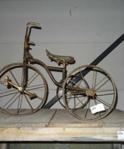Antique children's tricycle-1