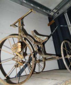 Antique children's tricycle-3