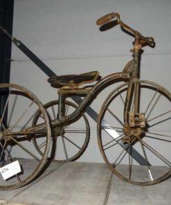 Antique children's tricycle-4