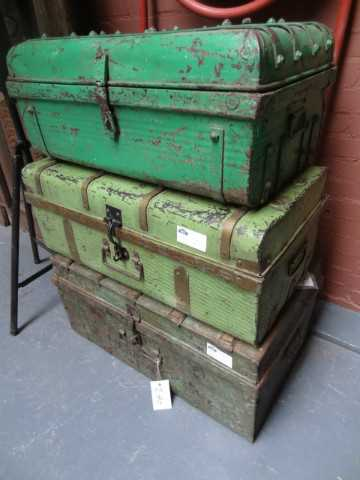 Decorative metal boxes-1