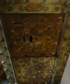 Antique french safe-3