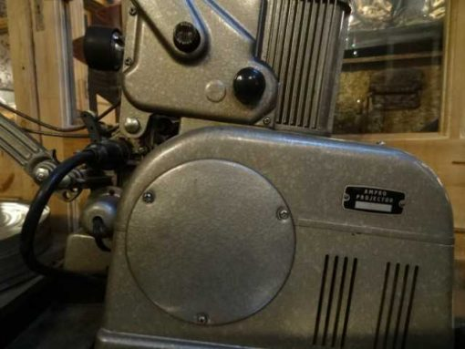 Antique film projector-3
