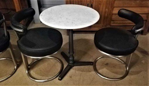 Vintage schlanker Stuhl-2