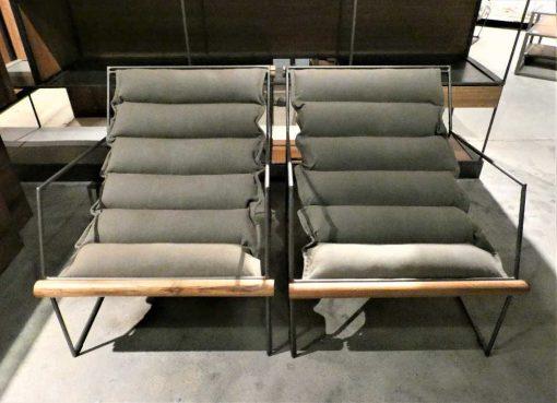 Industrial relaxing armchair-1