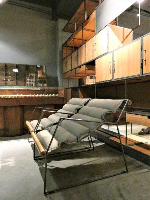 Industrial relaxing armchair-3
