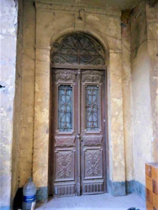 Antieke Franse voordeur-1