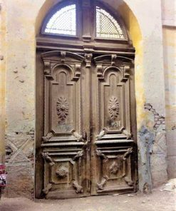 Large antique doors-1