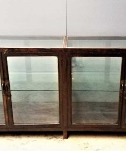 Large antique showcase counter-1
