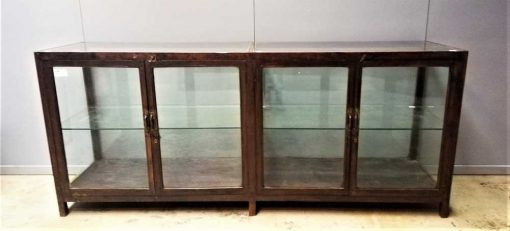 Large antique showcase counter-2