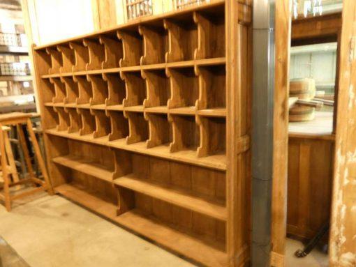 Vintage wooden cabinet-2