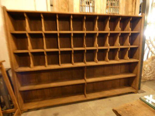 Vintage wooden cabinet-4