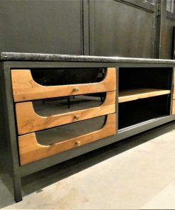 Low sideboard / TV cabinet-3