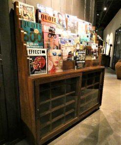 Vintage cabinet for folders-2