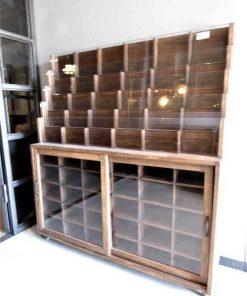 Vintage cabinet for folders-4