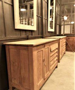 Vintage teak kitchen unit / work table / sideboard-5
