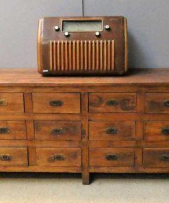 Antique chest of drawers / dresser-1